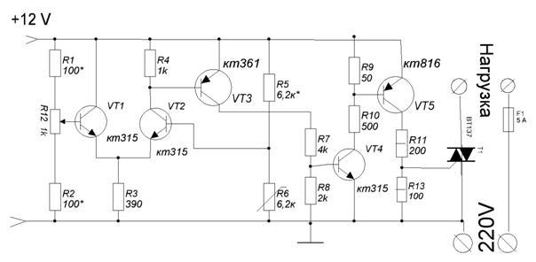 Простой терморегулятор для инкубатора своими руками 47
